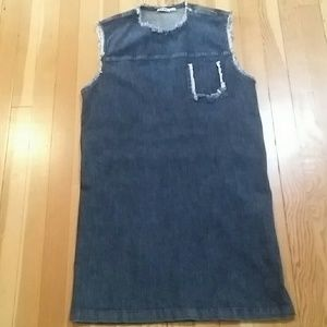 EUC Acne denim dress sz.38